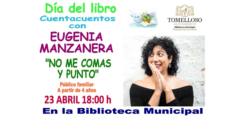 La Biblioteca municipal celebra el Día del Libro con dos interesantes actividades