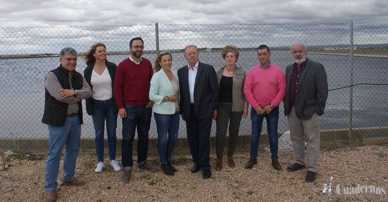 La lucha por el agua en Castilla-La Mancha un objetivo prioritario para el Partido Popular.