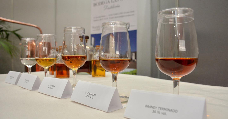 La Muestra Alimentaria de la Feria de Tomelloso incluirá, un año más, concursos de cata de Brandy, Vino, Queso, Melón y Aceite y Vinagre
