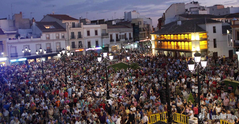 La nueva plaza de España se estrenará con espectáculos muy variados todos los días de feria
