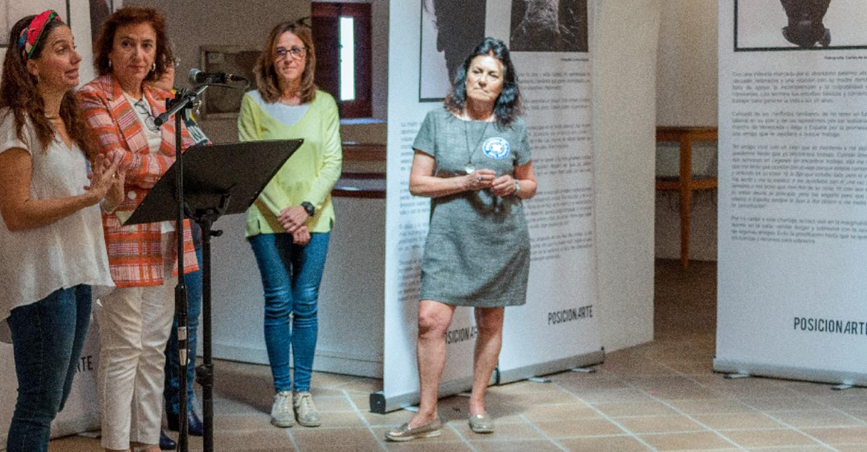 La Posada acoge una exposición fotográfica sobre prostitución y trata de personas