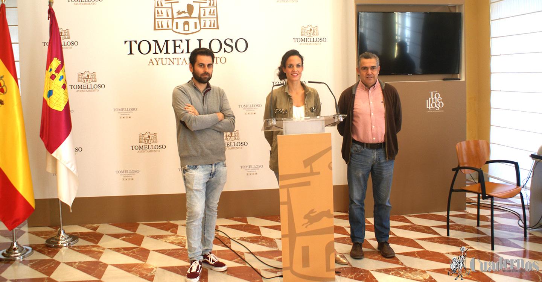 La Semana Europea del Deporte se presenta en Tomelloso con un programa variado para todos los públicos