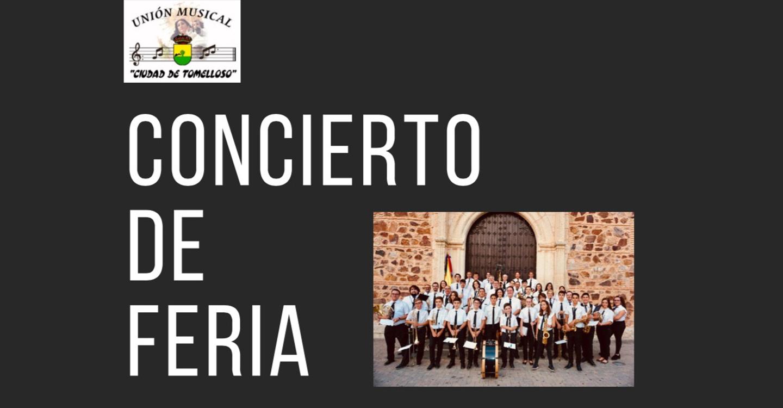 """La Unión Musical """"Ciudad de Tomelloso"""" ofrecerá mañana viernes su tradicional Concierto de Feria"""
