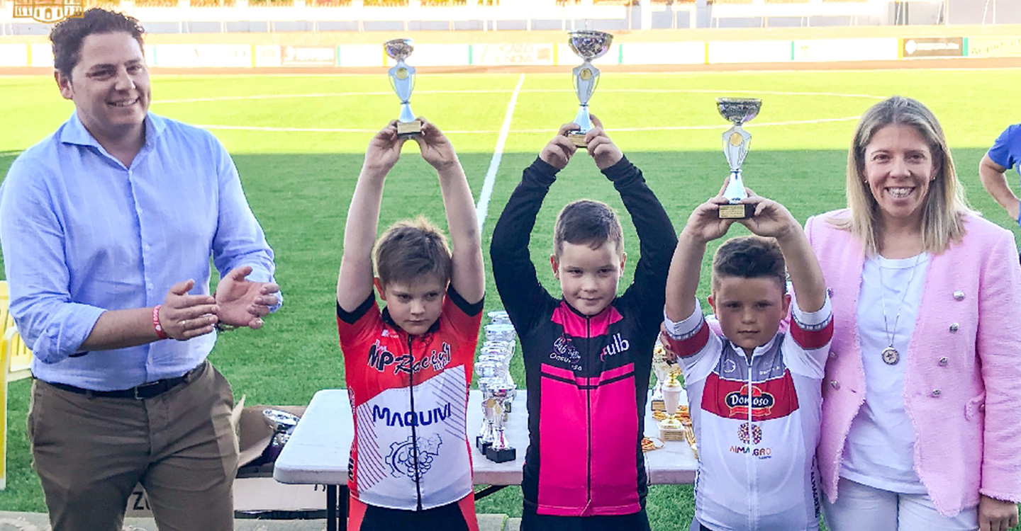 Las competiciones ciclistas regresan al estadio municipal