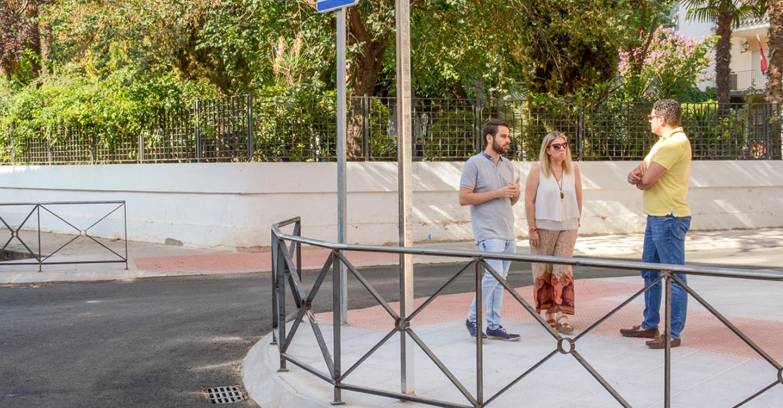 Las reformas de Pintor López Torres y José María Serna, a punto de finalizar