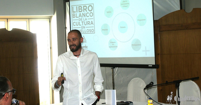 Presentado el Libro Blanco de la Cultura en Tomelloso, trabajo realizado por Acento Cultural después de cuatro años de intensa actividad