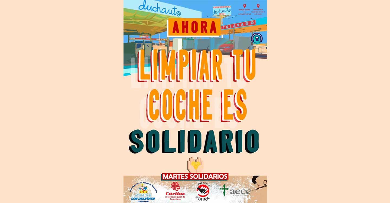 Duchauto de Tomelloso y su 'Martes Solidario'