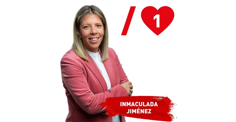 Candidatos del PSOE de Tomelloso a las próximas elecciones municipales del 26M