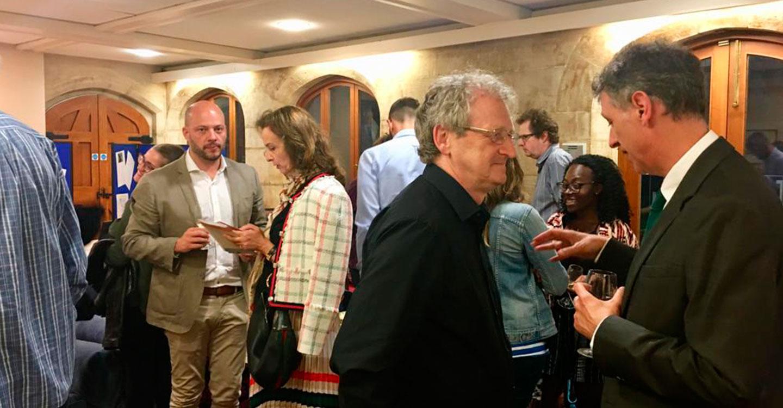 Los vinos Ulterior de Bodegas Verum protagonistas en el Symposium Oxford Sorolla Day