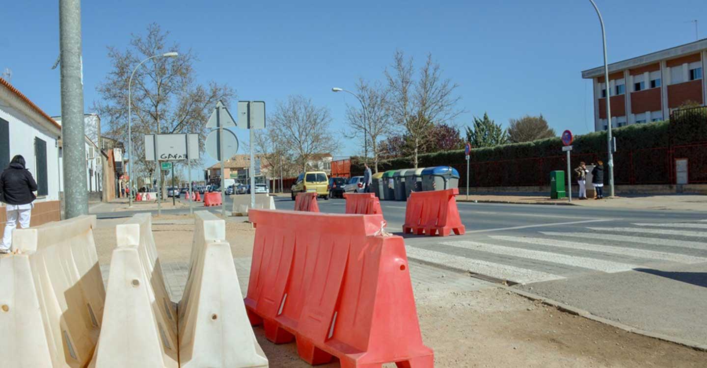 El lunes comienza una nueva fase en la avenida Juan Carlos I de la localidad de Tomelloso