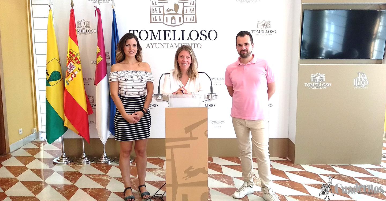 Lourdes Ortiz Sánchez será la mantenedora de la Fiesta de Letras de Tomelloso 2019