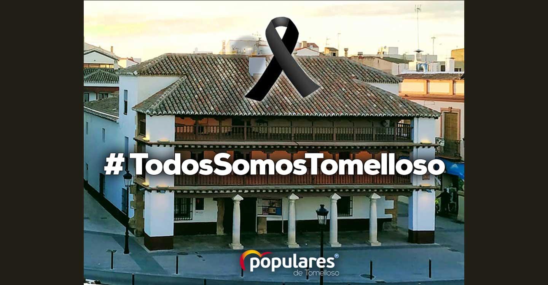 El PP de Tomelloso propone una serie de medidas sociales para que el Ayuntamiento ayude a paliar el dolor ocasionado por el COVID-19 en las familias de Tomelloso