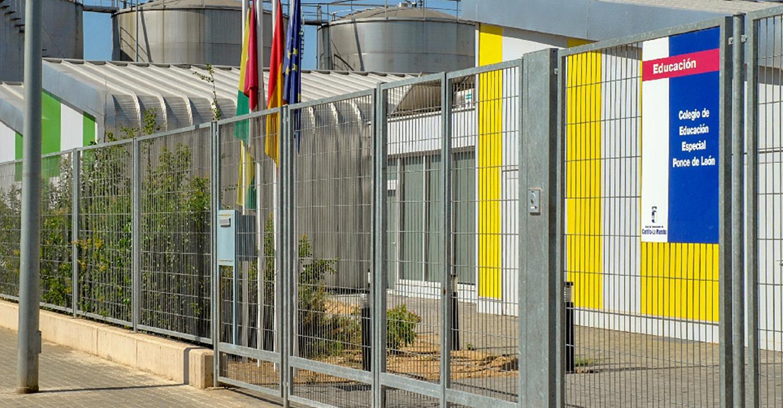 Mejoras de las instalaciones llevadas a cabo en los colegios de Tomelloso tras el inicio del curso escolar