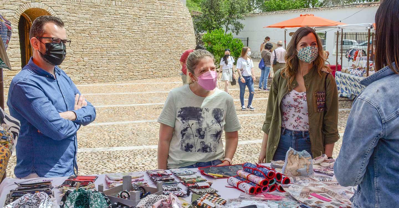 El Museo del Carro de Tomelloso acogerá el fin de semana un Mercado de Artesanía