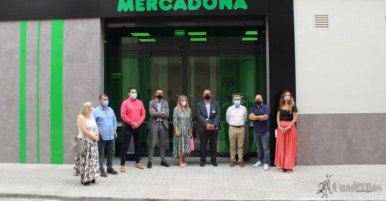 Mercadona abre su nueva tienda en Tomelloso con una superficie de sala de ventas de 1.736 metros cuadrados y un diseño totalmente renovado