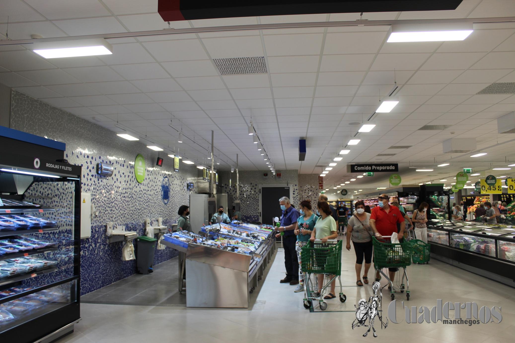 Nuevo Centro Mercadona Tomelloso