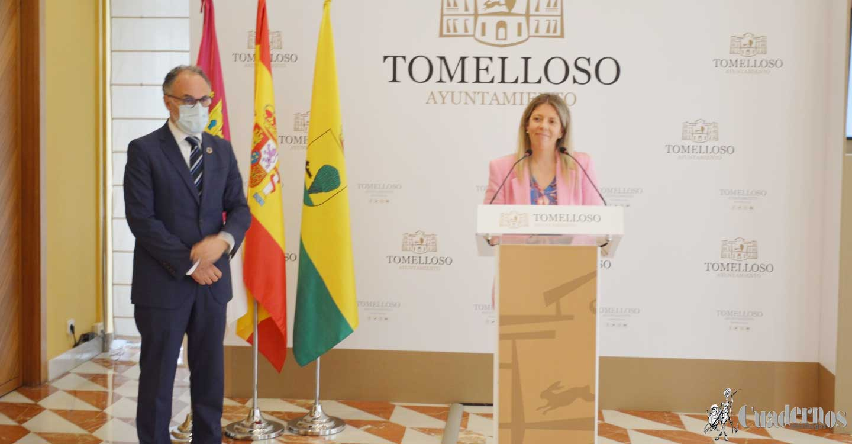 Jiménez anuncia que el Ayuntamiento contará como aliado con Mercasa para analizar las posibilidades de la ciudad en los mercados agroalimentarios y poder generar nuevas oportunidades