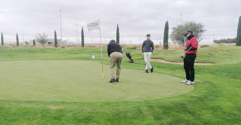 Miguel Ángel Gamiz se impone en el IV Torneo de Golf de Mostos Españoles