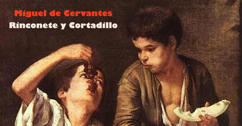 Real Enciclopedia de la lengua cervantina: Rinconete y cortadillo (novela ejemplar)