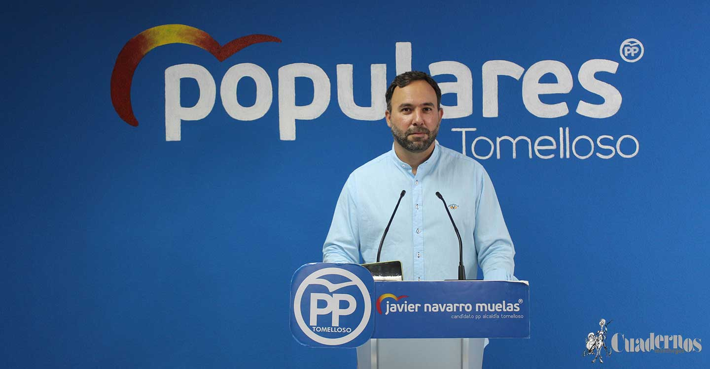 El PP de Tomelloso presenta una moción con distintas medidas para intentar mejorar la problemática actual del Barrio de San Juan