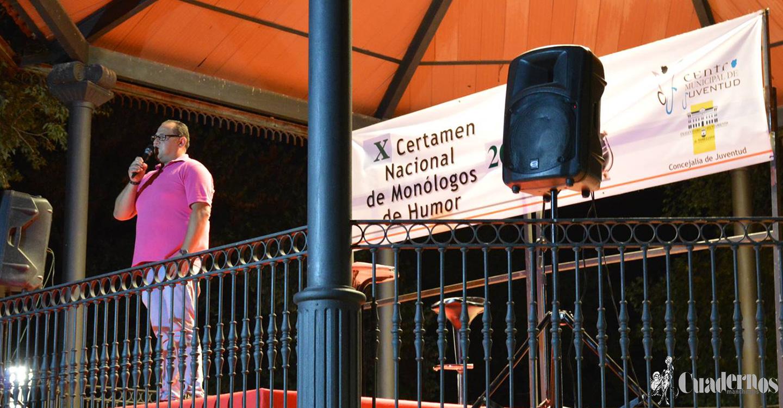 """Más de 500 personas asistieron a la primera de las semifinales del X Certamen Nacional de Monólogos de Humor """"En Tomelloso, todos contamos"""""""