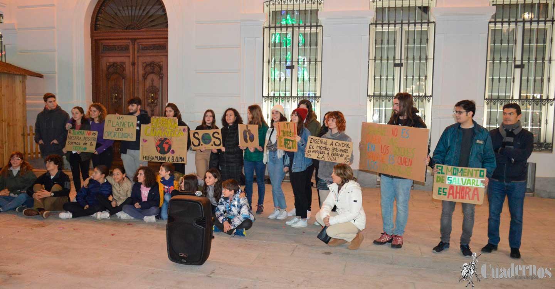 Juventud por el clima de Tomelloso reitera la importancia de empezar a cambiar las cosas para poder combatir la crisis climática