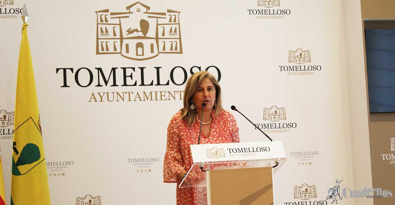 El PP de Tomelloso denuncia la nefasta gestión en la limpieza y en el mantenimiento de la ciudad y más concretamente en el núcleo urbano por las precipitaciones del sábado