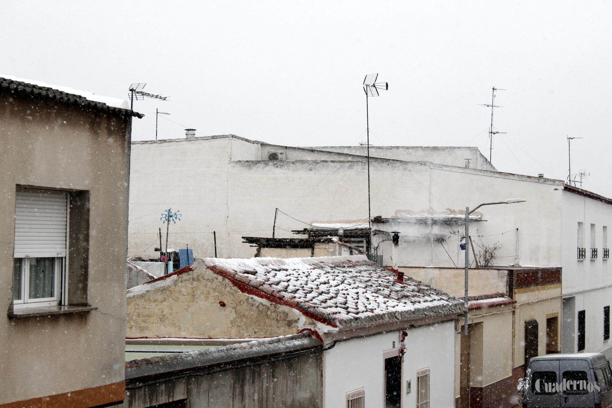 Nieve Tomelloso