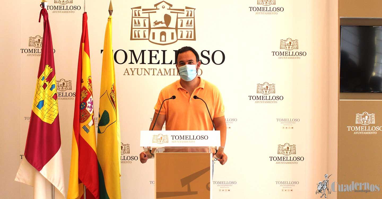"""Javier Navarro:  """"Se está ninguneando a todos los vecinos de Tomelloso y su comarca, no se puede explicar que lo que no puede venir al Hospital de Tomelloso venga al Hospital Mancha Centro"""""""