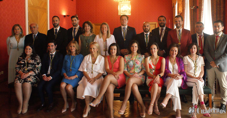 Celebrado el acto de constitución de la nueva corporación municipal con Inmaculada Jiménez como alcaldesa