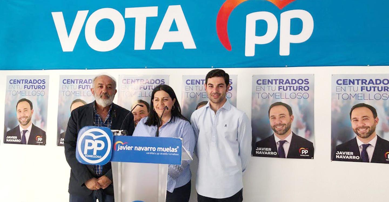 El PP avanza nuevas propuestas, reformas, mejoras y recuperación de las tradiciones en ferias y fiestas