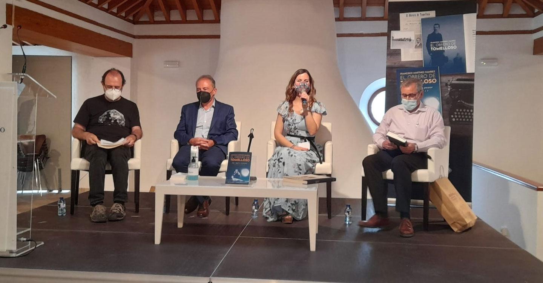 """Presentado hoy en la Posada de los Portales de Tomelloso un trabajo biográfico sobre Francisco Martínez """"El Obrero de Tomelloso"""""""