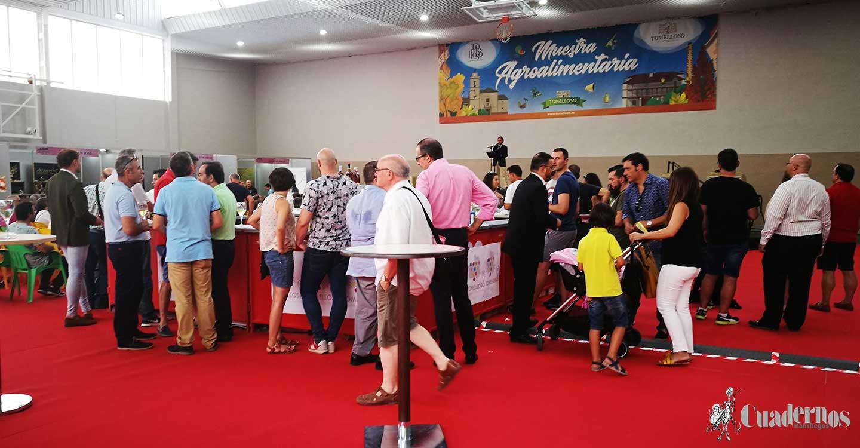 El Ayuntamiento de Tomelloso prepara la nueva Muestra Alimentaria para el mes de octubre en la Plaza de España