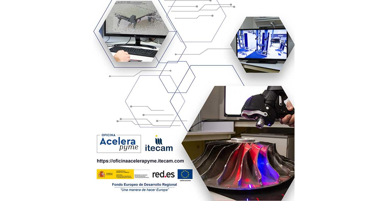 Itecam presenta la web de su Oficina Acelera Pyme como punto de encuentro para la digitalización de las pymes de la región