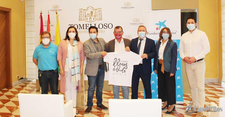 Tomelloso acogerá este sábado la Olimpiada Regional Deportiva de Personas Mayores, con 350 participantes
