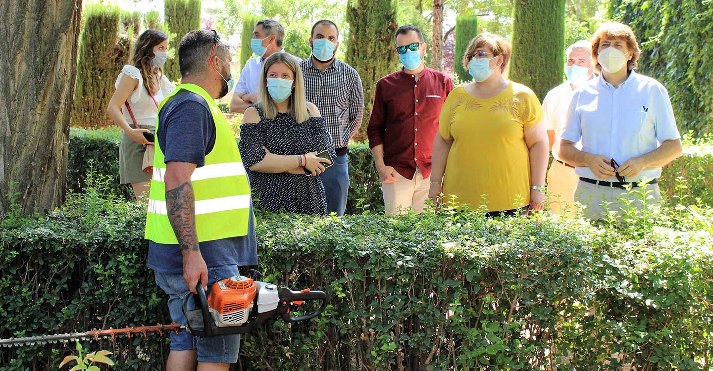 El Gobierno de Castilla-La Mancha subvenciona la contratación de 53 desempleados de Tomelloso con una aportación de 400.000 euros