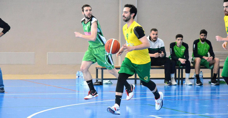 Pablo García Vela ha renovado como jugador del CBT Basket Atlético Tomelloso
