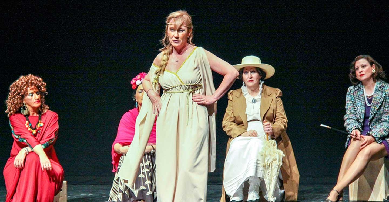 """Pan pa´hoy homenajeará a las """"Mujeres de Nuestra Historia"""" el viernes 6 en el Teatro Municipal"""