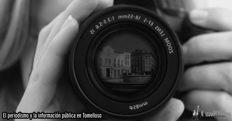 El periodismo y la información pública en Tomelloso