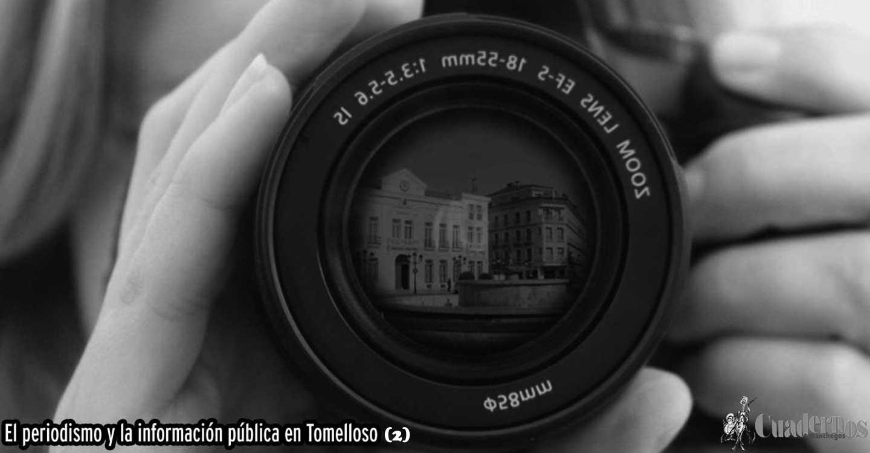 El periodismo y la información pública en Tomelloso (2)