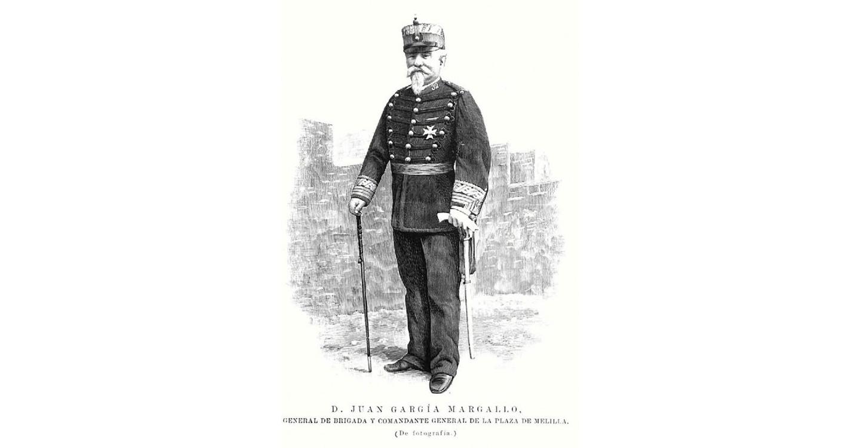Personajes en Tomelloso: General García Margallo