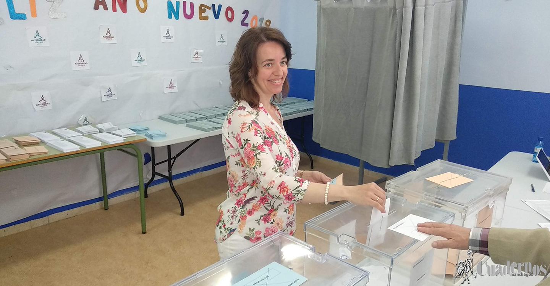 """Pilar Bonillo: """"Tendremos que enfrentarnos a muchos retos y trabajaremos firmemente en superar cada uno de ellos"""""""