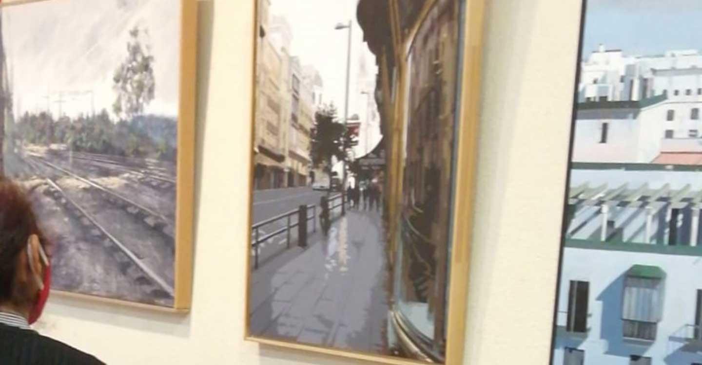 La Exposición de pintura