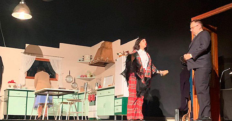 """Platea"" representa ""Materia reservada"" en el IX certamen de teatro amateur ""Juan Baño"" de Las Torres de Cotillas"