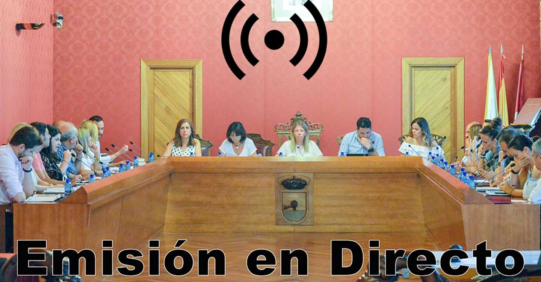 Sesión Ordinaria del Ayuntamiento de Tomelloso, Pleno, este miércoles 27 de octubre, a las 17:00 horas