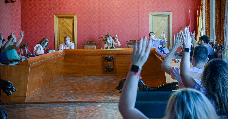 El pleno municipal del Ayuntamiento de Tomelloso aprueba la Cuenta General del Ayuntamiento del ejercicio 2020