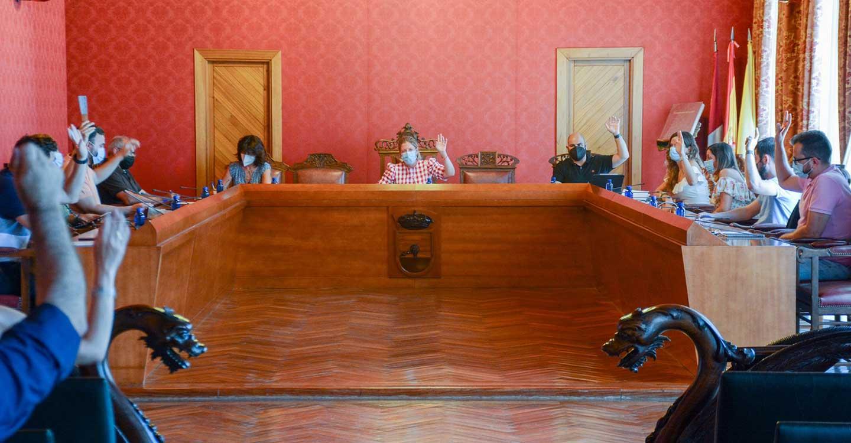 El pleno municipal aprueba por unanimidad una propuesta de apoyo a la actividad física y el deporte