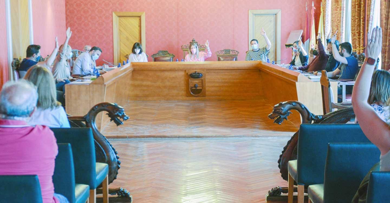 El pleno municipal aprueba dos modificaciones de crédito, por importe total de casi 6 millones de euros, para realizar importantes inversiones en la localidad de Tomelloso