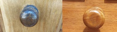 Pomo madera