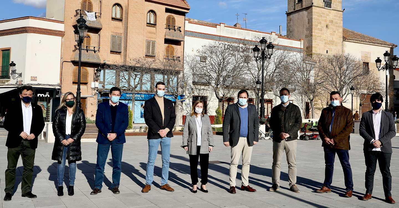 El PP-CLM inicia una campaña de recogida de firmas en las localidades dependientes del Hospital de Tomelloso para reclamar una UCI